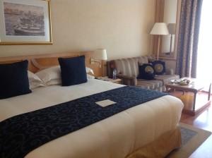 Hotel Room - Crowne Plaza Dubai