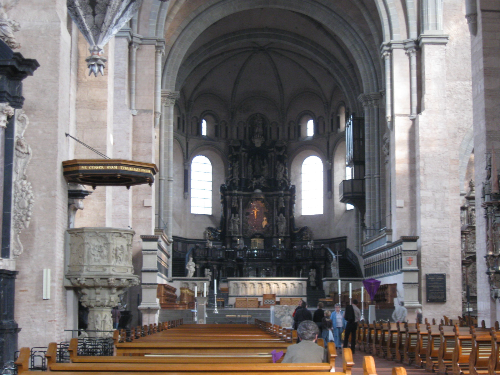 Trier Cathedral (Dom St Peter)